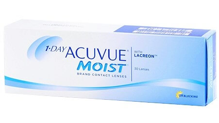 johnson & johnson Acuvue 1Day moist