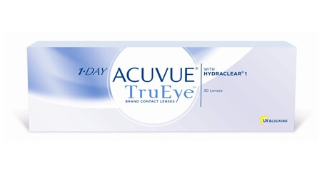 johnson & johnson One Day Acuvue TruEye