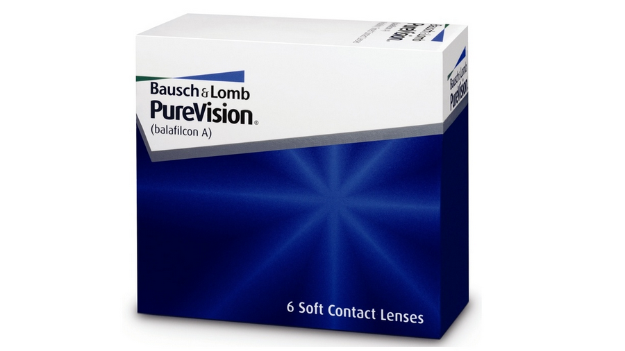 Bausch & Lomb PureVision