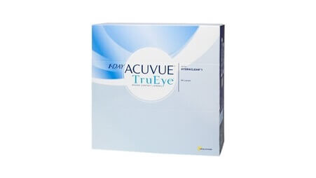 Johnson & Johnson One Day Acuvue TruEye 90pck